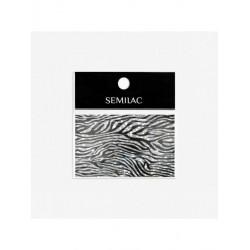 Decoraciones Semilac Foil White Tigress nº20