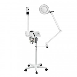 Digital facial steamer H-Two + Magnifying lamp
