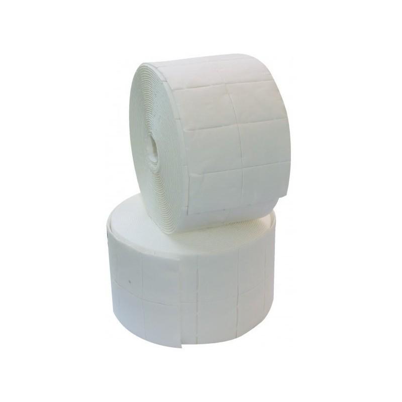 Cellulose squares roll 2 x 500 u.