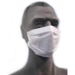 Masque chirurgical en papier