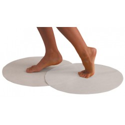 Disposable foot round mat 50 u.