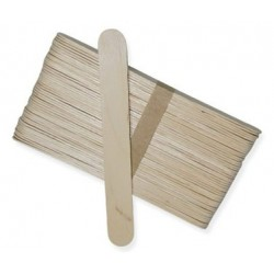 Disposable body spatulas  100 u.