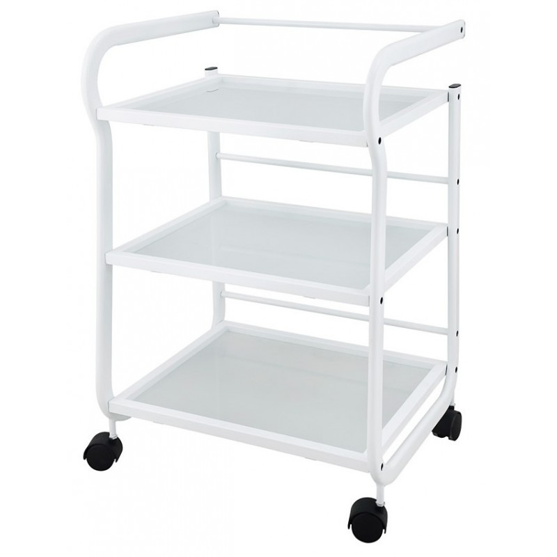 3 tier beauty trolley Crystal