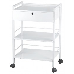 3 tier beauty trolley Easy