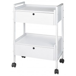 2 tier beauty trolley Easy+