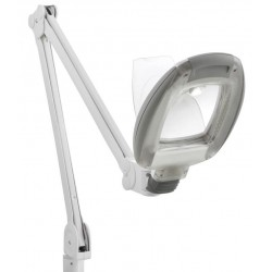 Lampara lupa LED con pie