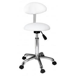 Hydraulic stool with...