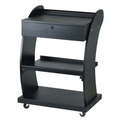 Tier+drawer beauty trolley...