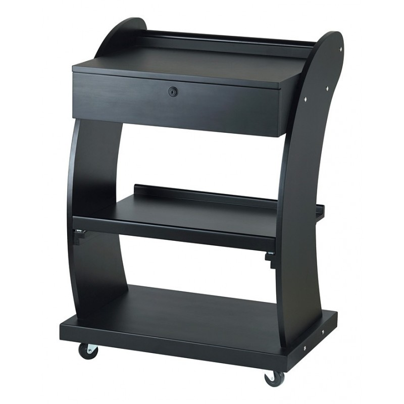 Tier+drawer beauty trolley Support
