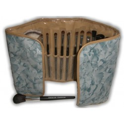 23 brushes case