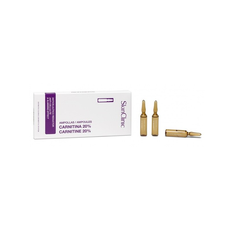 Ampoules carnitine