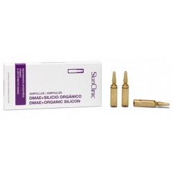 DMAE + Organic silicon vials