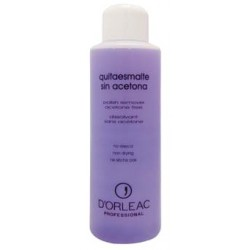 Nail polish remover without acetone 1L