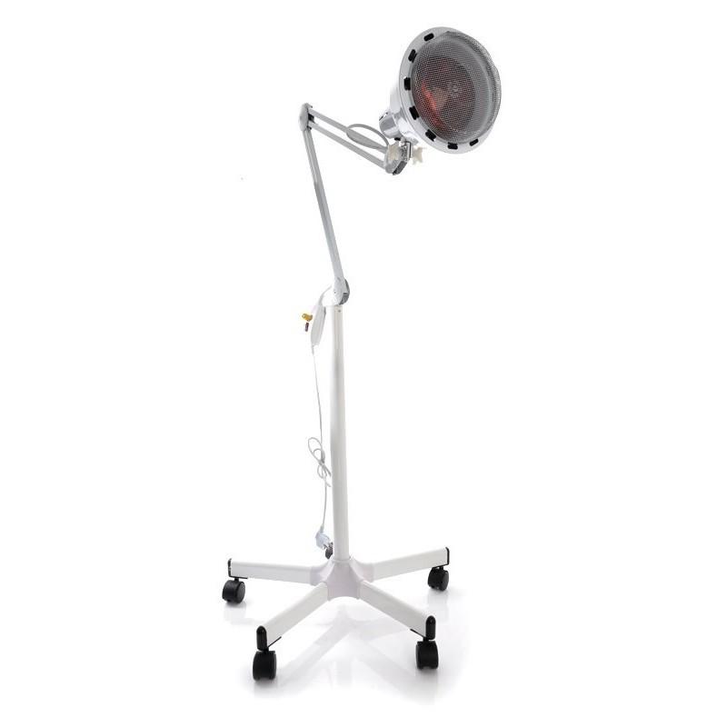 Lámpara infrarrojos Physio con pie