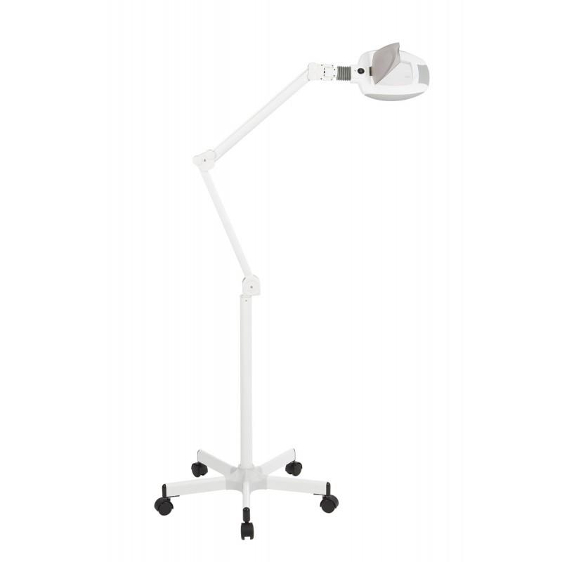 Lampara lupa LED con pie