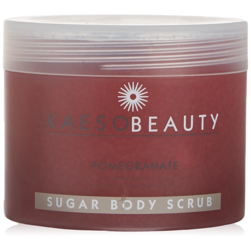 Pomegranate Sugar Body Scrub 450 ml.