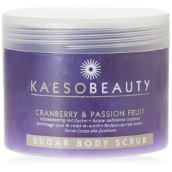 Cranberry & Passion Fruit Sugar Body Scrub 450 ml.