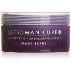 Mulberry & Pomegranate Sorbet Hand Scrub Size-95 ml. Size-95 ml.