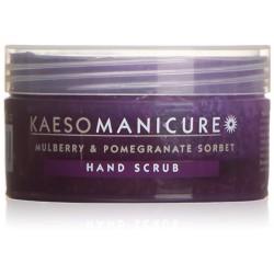 Peeling manos