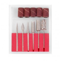 Kit 6 embouts pour ponceuse