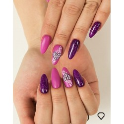 Nail polish gel nº501 (Amazing Amethyst)