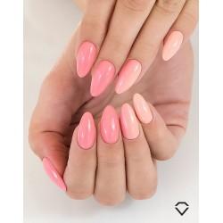 Semilac nail polish nº203 (Business Line - Pink Brown)