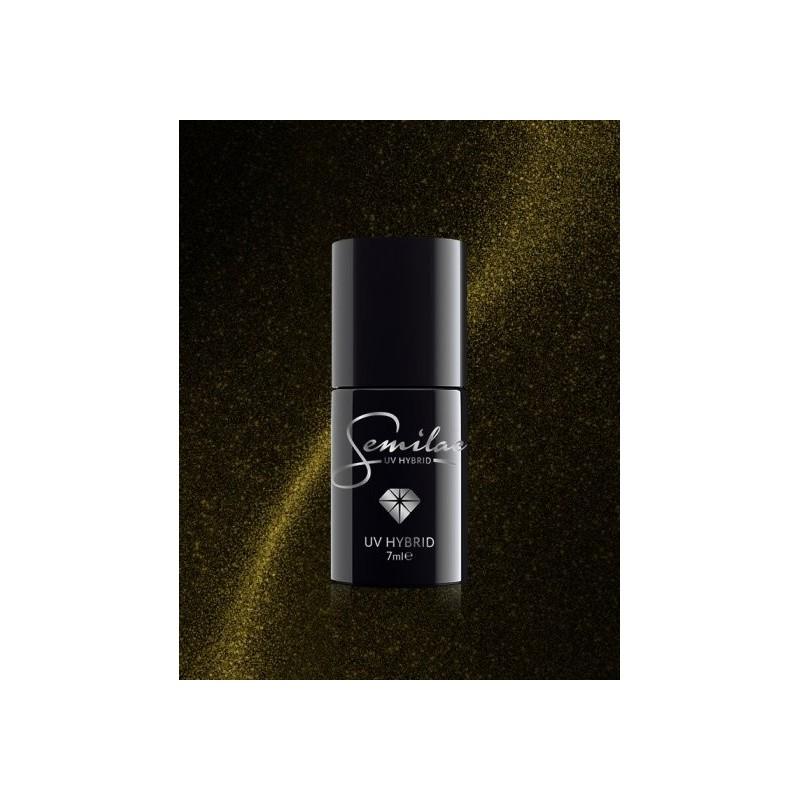 Esmalte Semilac Cat Eye nº612 (Gold)
