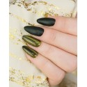 Semilac Cat Eye 3D nº634 (Green)