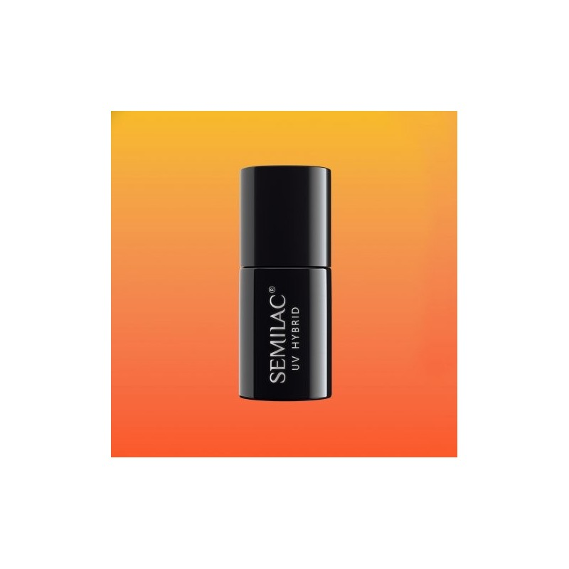 Esmalte Semilac nº641 (Thermal Orange&Yellow)