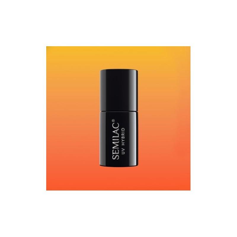 Vernis Semilac nº640 (Thermal Orange&Peach)