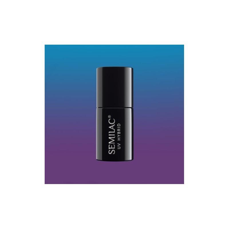 Esmalte Semilac nº644 (Thermal Plum&Blue)