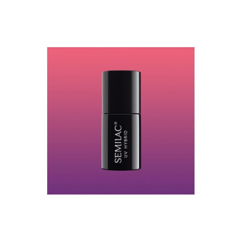 Esmalte Semilac nº646 (Thermal Purple&Pink)