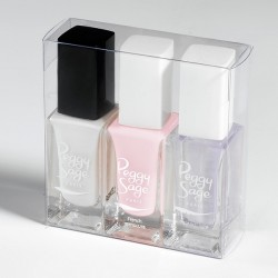 Kit manicura francesa (eau de rose)