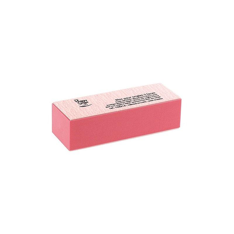Bloque rosa 2 caras