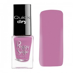 Esmalte mini Quick dry Rose 5ml