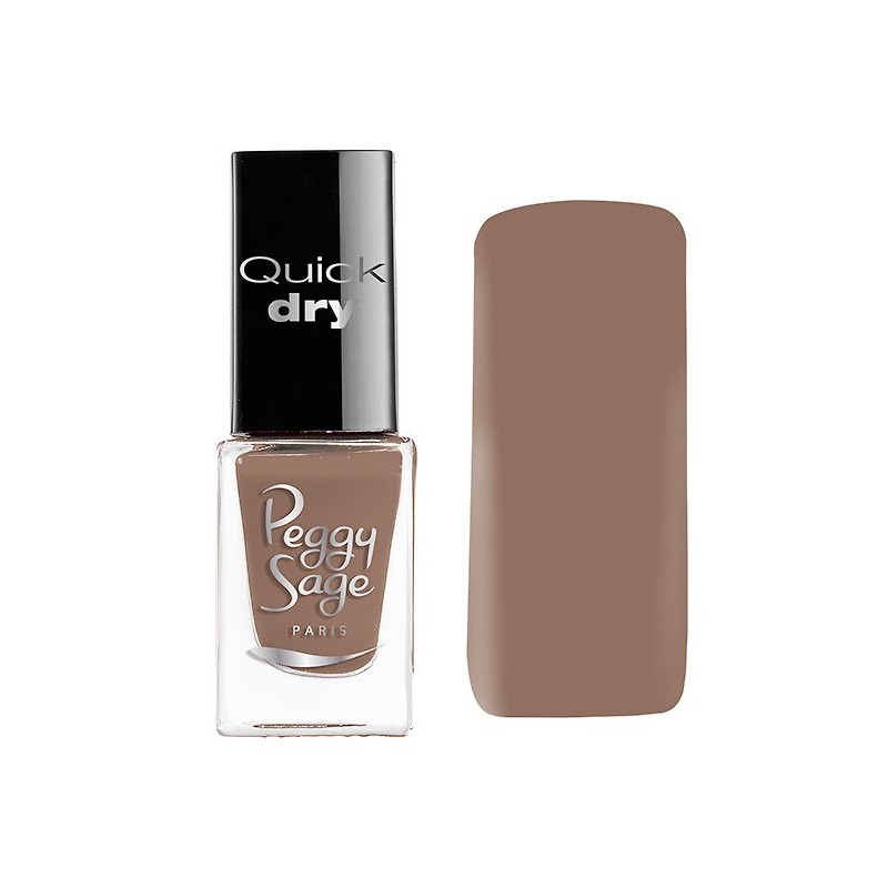 Esmalte mini Quick dry Justine 5ml