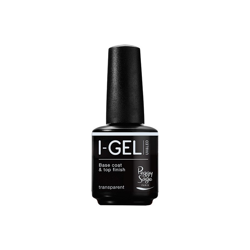 Base coat & Top finish I-GEL