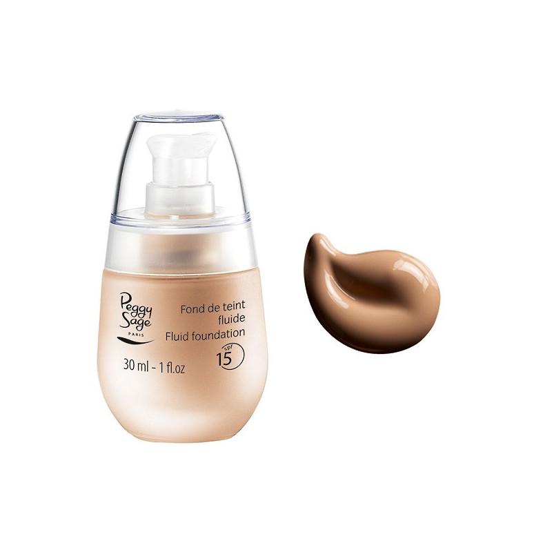 Fondo maquillaje fluido 30ml