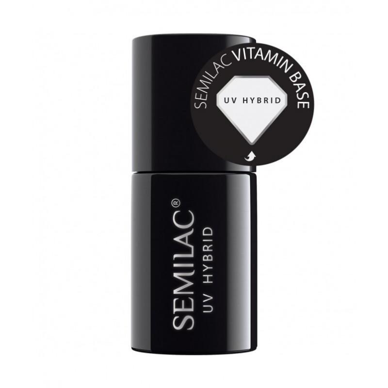 Esmalte Semilac Vitamin Base
