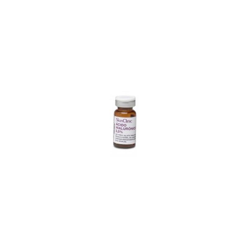 Fiole d'acide hyaluronique