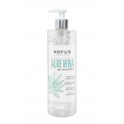 Aloe Vera gel 99% 500 ml (natural)