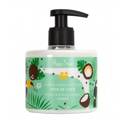 Hand and body cream Coconut