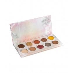 Paleta de sombras de ojos - 3D METAL & MAT
