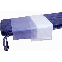 Disposable flat sheet 200x80 cm. 10 u.