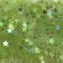 Bolsa de Estrellas Verdes Nail Art