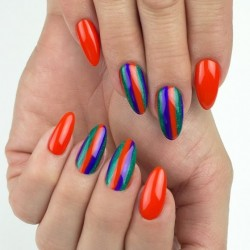 Nail polish gel nº50 (French Vainilla)
