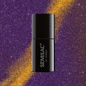 Esmalte Semilac nº315 Magic Cat Eye (VIolet)