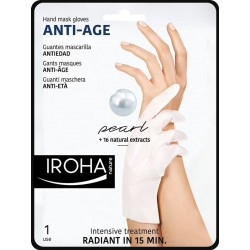 ANTI-AGING Gloves Mask for Hands - Pearl
