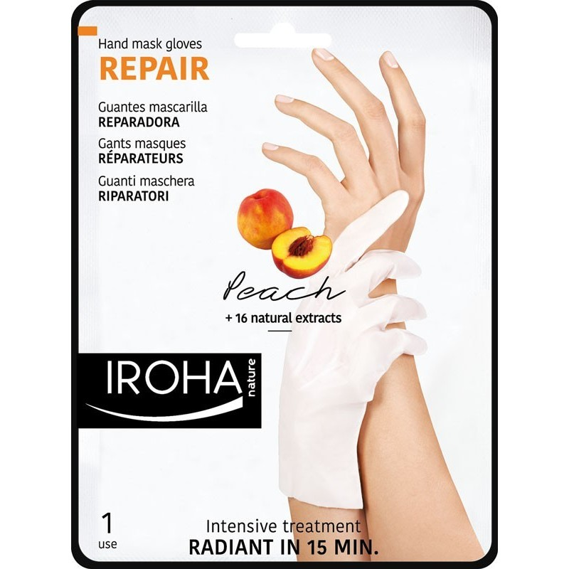 REPAIRING Gloves Mask for Hands - Peach