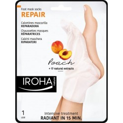 REPAIRING Socks Mask for Feet - Peach